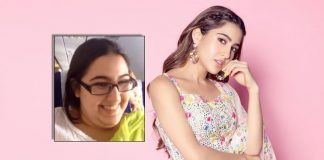 Sara Ali Khan's before transformation video goes viral