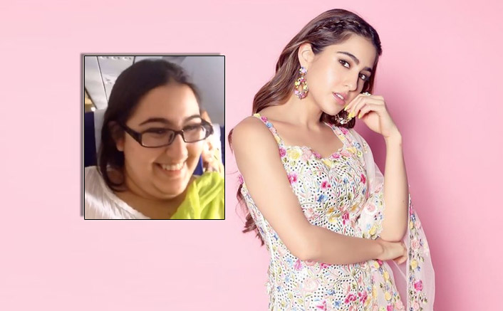 #MondayMotivation: If Sara Ali Khan's Weight-Loss Story Won't Motivate You Than We Don't Know What Will
