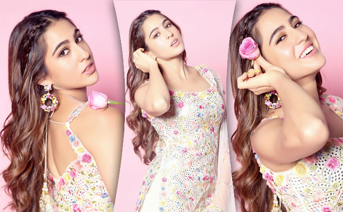 Sara Ali Khan's Floral Outfit Is A Must For You Ladies To Wear At A Mehendi Function, Check Out!