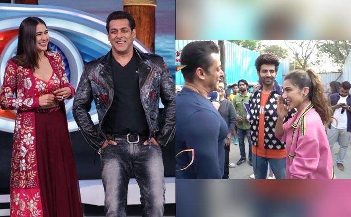 Sara Ali Khan's 'Adaab' To Salman Khan Has Fans Go Ga Ga Over Her Royalty; See Comments