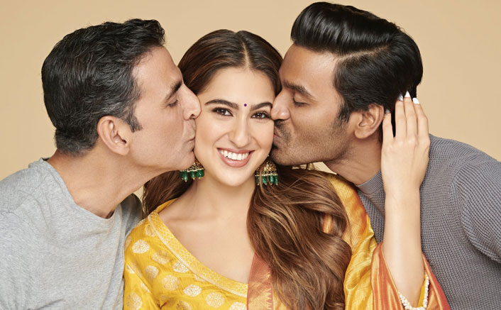 """Sara Ali Khan On Atrangi Re Alongside Akshay Kumar & Dhanush: """"Can't Believe My Luck"""""""