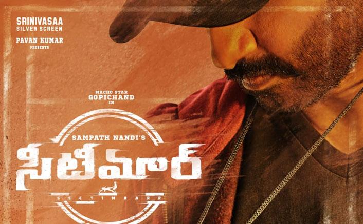 Seetimaarr First Look: Action Star Goipchand As Kabbadi Coach Looks Promising