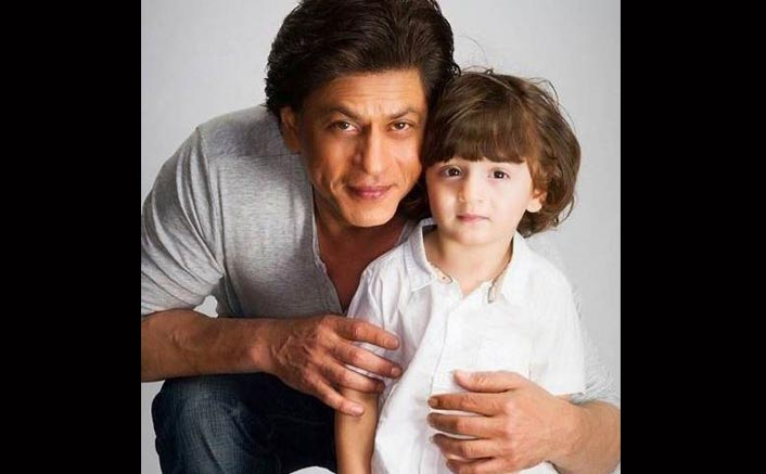 Shah Rukh Khan's 'Gold Medal' Is His Munchkin AbRam Who Won A Race & It Is Melting Our Hearts