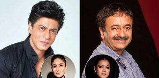 Shah Rukh Khan-Rajkumar Hirani's Next REVEALED? A Love Story Starring Kareena Kapoor Khan, Kajol & Much More!