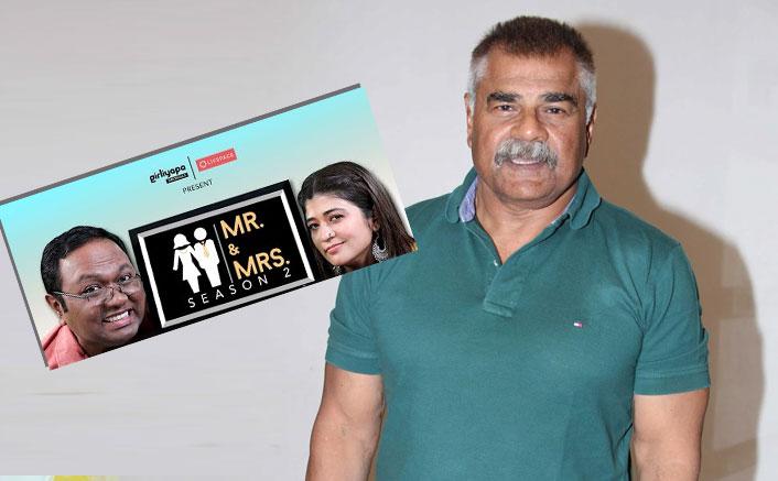 Sharat Saxena to make his digital debut