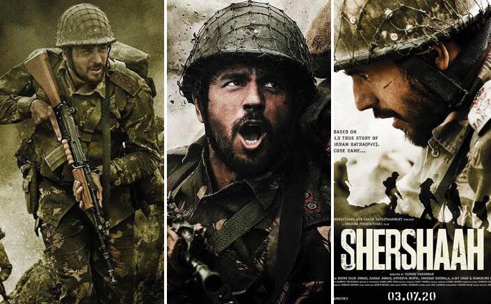 Shershaah FIRST Look: Sidharth Malhotra Serves A Prestigious Army Day Treat; Release Date OUT