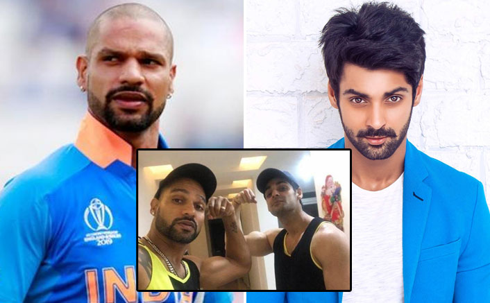 Shikhar Dhawan Talks About His Friendship With Karan Wahi, Shares Interesting Anecdotes From Childhood Days