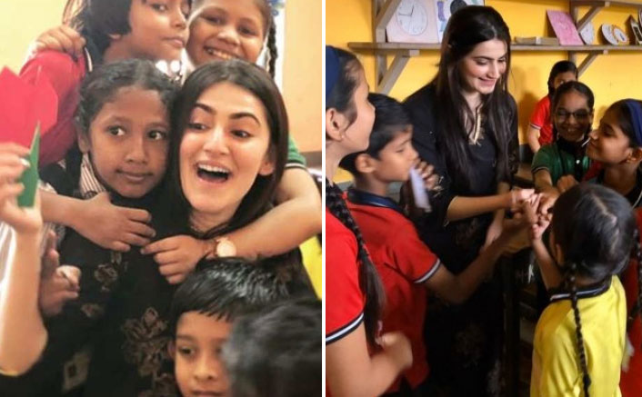 "Shivaleeka Oberoi On Attending Arts Class With Kids: ""There's A Lot To Learn From This Bunch"""
