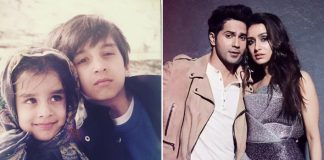 Shraddha Kapoor Opens Up On Her Childhood Rivalry With Varun Dhawan