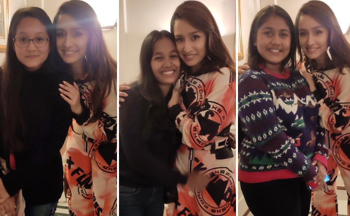 Street Dancer 3D: Shraddha Kapoor Spends Time With Fans In Delhi Despite Being Busy With Promotions