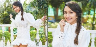 Shraddha Kapoor's All White Ensemble Is The Perfect Outfit For Your Valentine's Day Date!