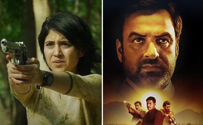 Shweta Tripathi has 'zero make-up look' in 'Mirzapur 2'