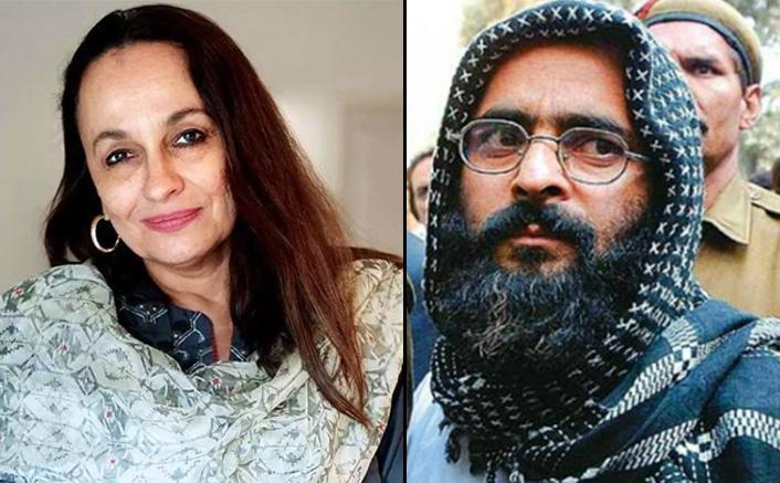 Soni Razdan seeks probe on Afzal Guru being made 'scapegoat'