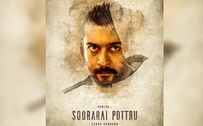 Soorarai Pootru Second Look: Suriya Looks Vicious In The New Poster; Teaser To Be Unveiled On THIS Date