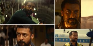 Soorarai Pootru Teaser: Suriya As Fierce & Vicious Pilot Officer Promises A Mass Entertainer