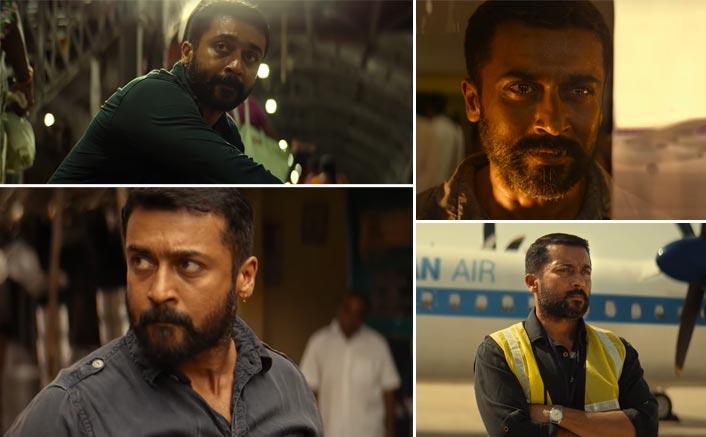 Soorarai Pootru Teaser: Suriya As Fierce & Vicious Pilot Officer Promises A Mass Entertainer