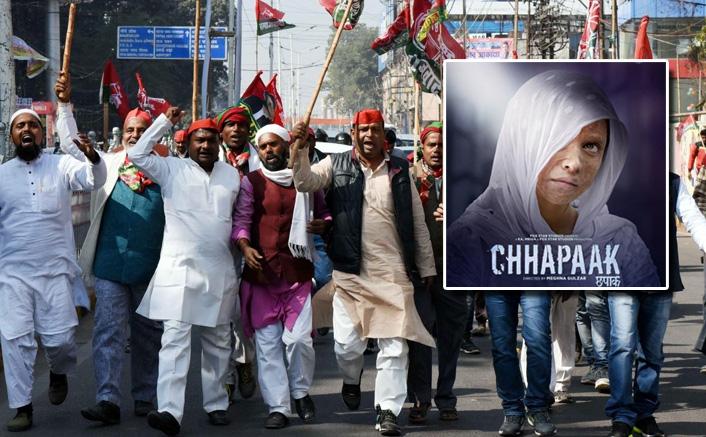 Chhapaak: Congress, Akhilesh Yadav's SP Promote Deepika Padukone's Film