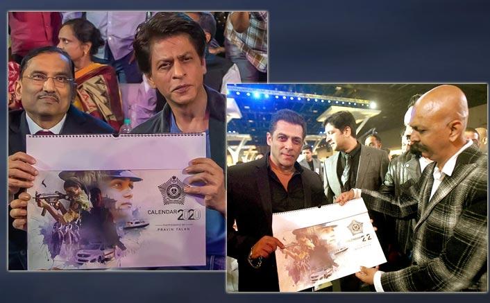 SRK, Salman launch calendar of the real 'Dabanggs'