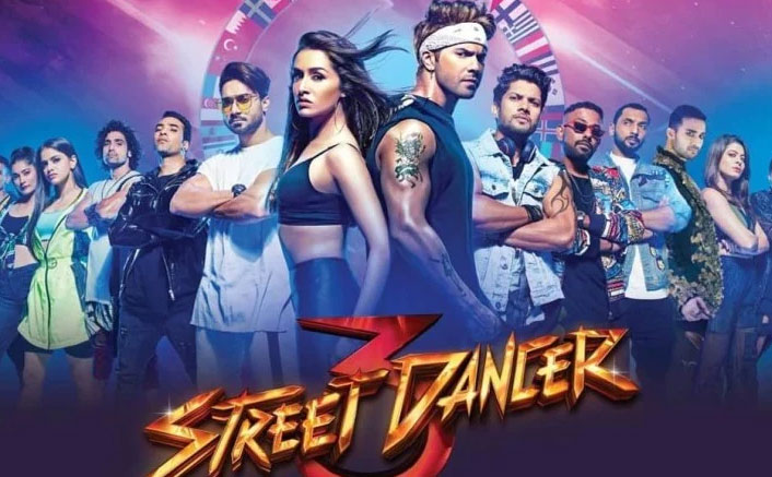Street Dancer 3D Box Office Day 4 Early Trends: Faces The Monday Effect!