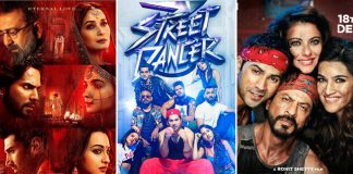 Street Dancer 3D Box Office VS Week 1 Of Kalank, Dilwale & Other Varun Dhawan Films