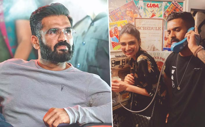 Suniel Shetty Finally Opens Up About Athiya Shetty Dating KL Rahul