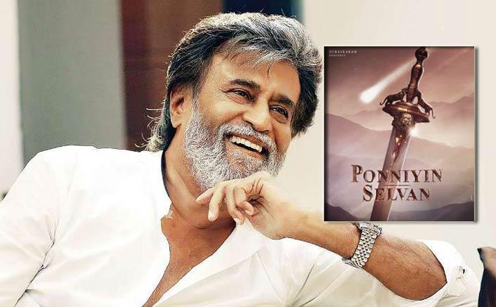 Superstar Rajinikanth Heaps Praises For Mani Ratnam's 'Ponniyin Selvan'
