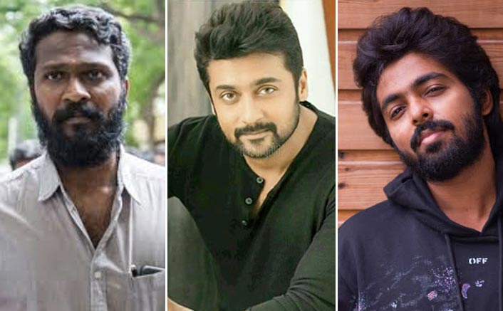 Suriya's Next With Vetrimaaran To Have Music Composition By G V Prakash Kumar
