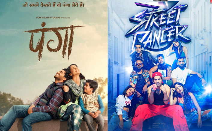 Tamilrockers Did It Again! LEAKED Street Dancer 3D & Panga In HD On The Day Of Release
