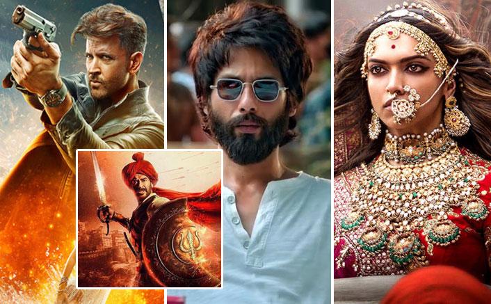 Tanhaji Box Office: 224.93 Crores VS 17 Days' Trending Of War, Kabir Singh & Padmaavat (250 Cr+ Grossers)