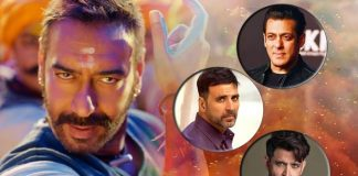 Tanhaji Box Office: Ajay Devgn Starrer Knocks Down Nine 100 Crore Films Of Salman Khan, Hrithik Roshan, Akshay Kumar & Others!