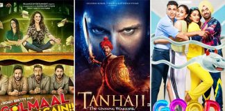 Tanhaji Box Office: BEATS Golmaal Again To Emerge As Ajay Devgn's Highest Grosser; Also Crosses Good Newwz
