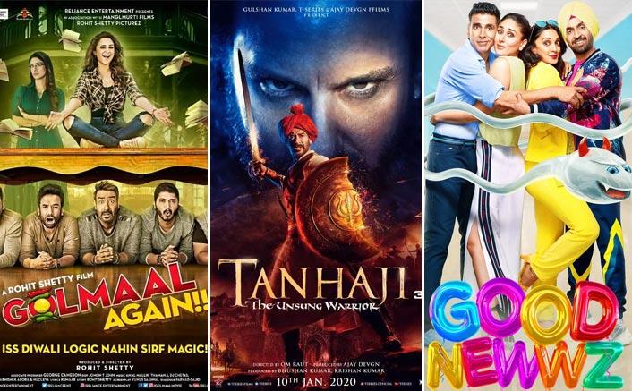 Tanhaji Box Office: BEATS Golmaal Again To Emerge As Ajay Devgn's Highest Grosser; Also Crosses Good Newwz
