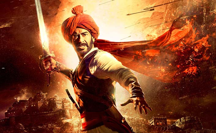 Tanhaji: The Unsung Warrior Box Office Day 5 Advance Booking: It's Ajay Devgn & 'Bhagwa' All Over The Country!