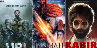 Tanhaji Box Office: RECORDS 3rd Highest Third Sunday In History! Way Ahead Of Uri & Kabir Singh