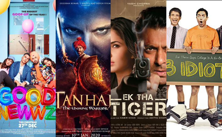 Tanhaji Box Office: Surpasses Lifetime Of Salman Khan's Ek Tha Tiger, Aamir Khan's 3 Idiots & Akshay Kumar's 2 Films!