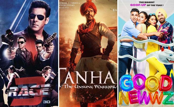 Tanhaji: The Unsung Warrior Box Office: Ajay Devgn & Saif Ali Khan Starrer Crosses Race 3 Faster Than Good Newwz