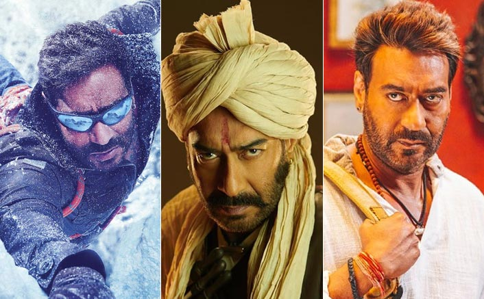 Tanhaji Box Office: 13.75 Crores VS Ajay Devgn's Highest Monday Collections