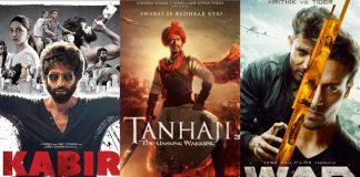 Tanhaji: The Unsung Warrior Box Office Day 1 Morning Occupancy: Ajay Devgn VS The Biggies Of 2019