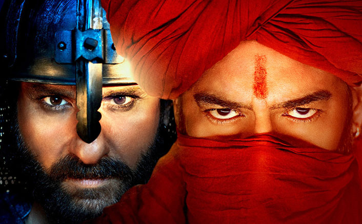 Tanhaji: The Unsung Warrior Box Office Day 3: Ajay Devgn & Saif Ali Khan Starrer Scores Quite Well