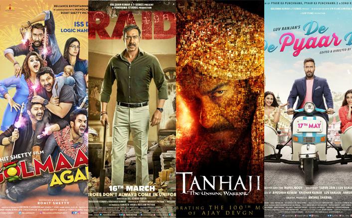 Tanhaji: The Unsung Warrior Box Office: Will It Be Ajay Devgn's 5th Consecutive Film In The 100 Crore Club?