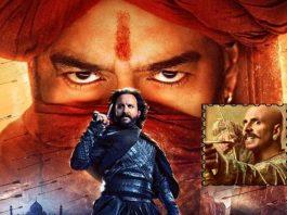 Tanhaji: The Unsung Warrior Box Office (Worldwide): Surpasses Housefull 4 & Hits Triple Century