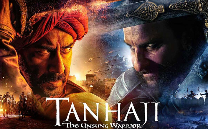 Tanhaji: The Unsung Warrior Box Office Day 7: Ajay Devgn & Saif Ali Khan's Film Has A Superb First Week