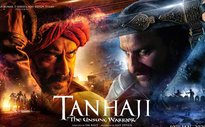 Tanhaji: The Unsung Warrior Box Office Day 4: Very Good, Could Collect 100 Crores In Just One Week