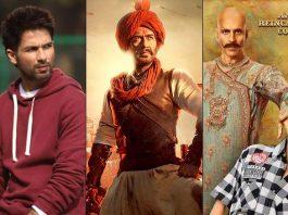 Tanhaji: The Unsung Warrior VS Recent 200 Crore Grossers Like Housefull 4 & Kabir Singh, Wil This Ajay Devgn Starrer Hit Double Century?