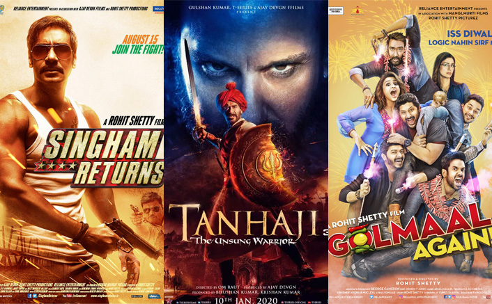 Tanhaji: The Unsung Warrior's Day 1 VS Top 10 Openers Of Ajay Devgn, Where Will It Stand?
