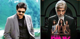 Telugu remake of 'Pink' with Pawan Kalyan starts rolling