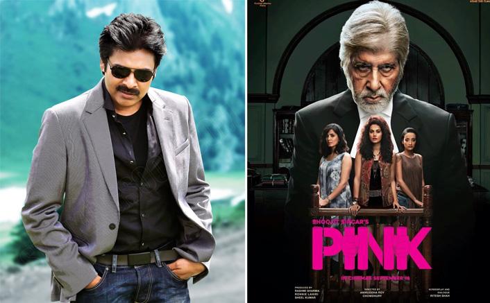 PSPK26: Pawan Kalyan's Pink Remake Gets THIS Title?