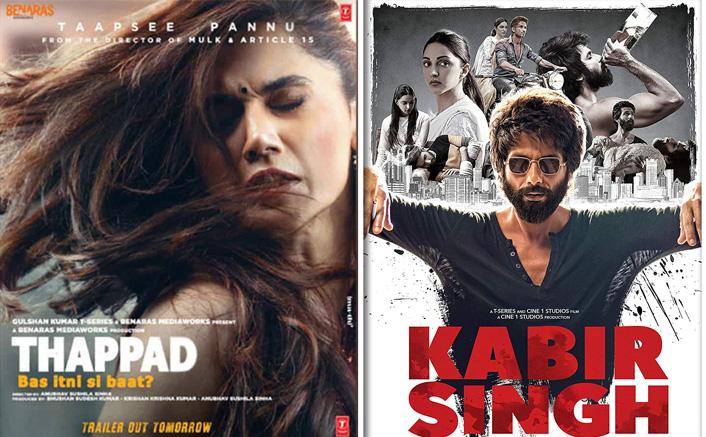 'Thappad' trailer a 'tight slap' on 'Kabir Singh' maker's face: Tweeple