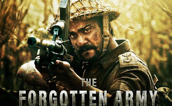 The Forgotten Army Review: Star Cast: Sunny Kaushal, Sharvari Wagh, Rohit Chaudhary, M.K. Raina, Tj Bhanu, Karanvir Malhotra, Shruti Seth, Toshiji Takeshima