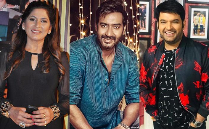 The Kapil Sharma Show: Ajay Devgn Claims Kapil Sharma Takes Most Profits Home; Archana Puran Singh Agrees!